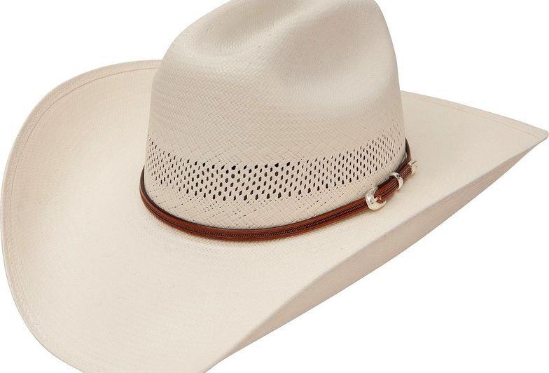 Stetson Rincon Vented 10X Straw Cowboy Hat