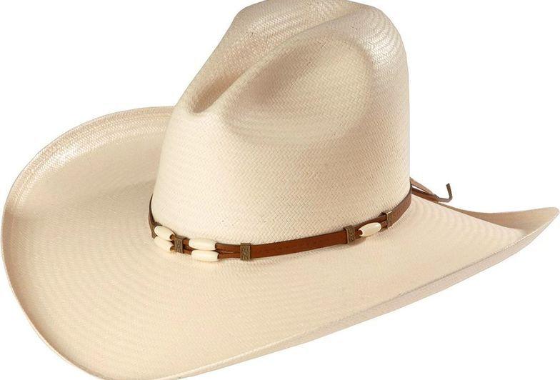 Resistol 6X Cisco Straw Hat