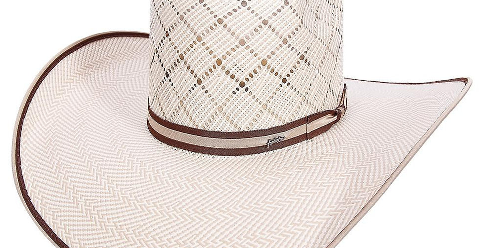 Tombstone Diamond Pro Bull Two Tone Cowboy Hat