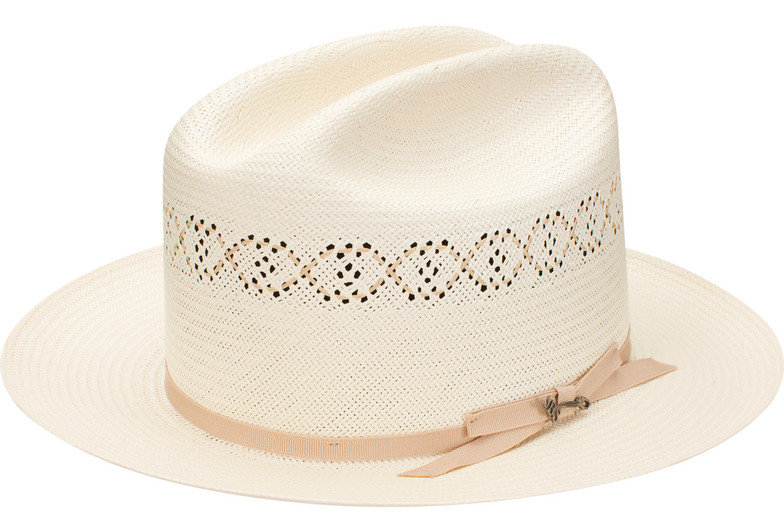 Stetson Men's Natural Open Road 1 Straw Hat