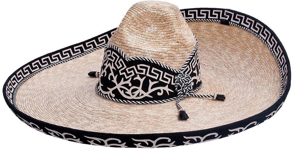 Sombreros Charros De Paja