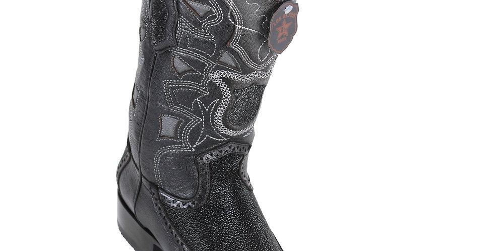 Los Altos Men's Stingray European Toe Western Boots