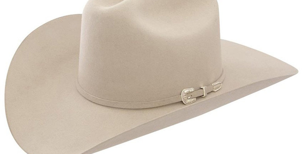 Stetson 6X High Point Felt Hat - Silver Belly