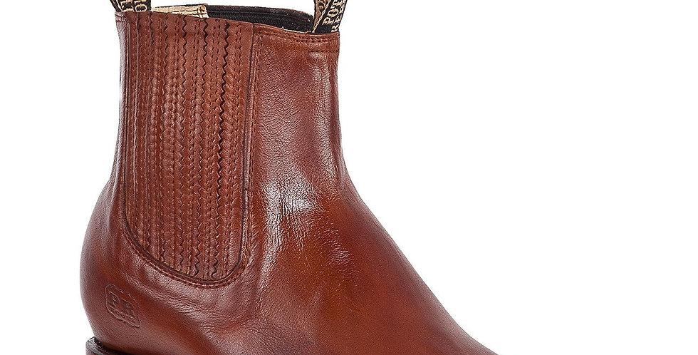 Potro Rebelde Square Toe Boots