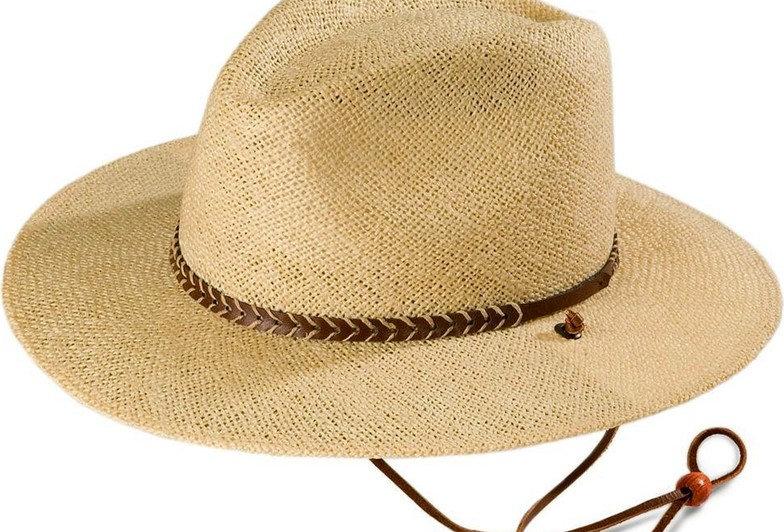 Stetson Lakeland UV Protection Straw Hat