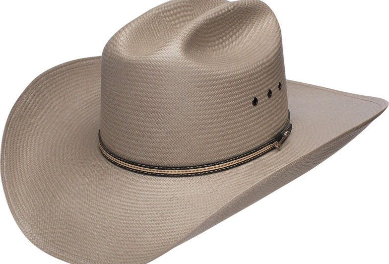 Stetson Men's 10X Warrior Straw Cowboy Hat