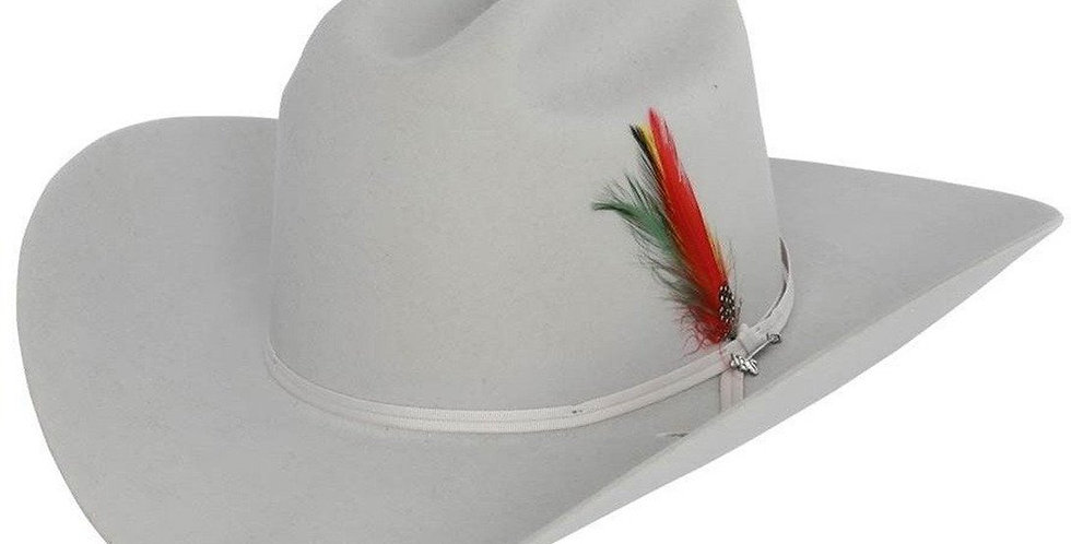 Stetson 6X Rancher Mist Grey Cowboy Felt Hat