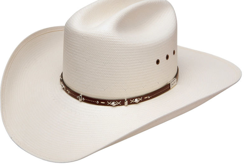 Resistol Men's George Strait Hazer Straw Hat