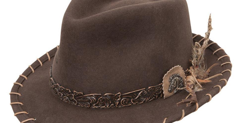 Charlie 1 Horse Wild Horse - Wool Fedora Hat