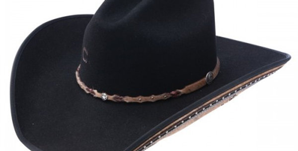 Charlie 1 Horse Rising Star - (4X) Wool Cowboy Hat