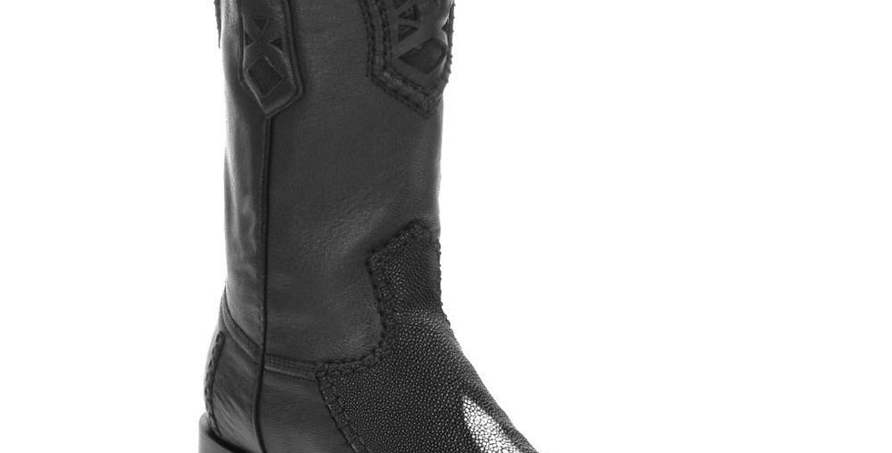 Cuadra Men's Stingray Western European Toe Boot