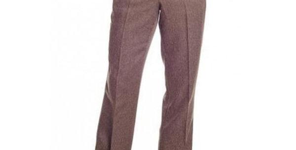 Circle S Men's Apparel - Heather Dress Ranch Pant - Chestnut