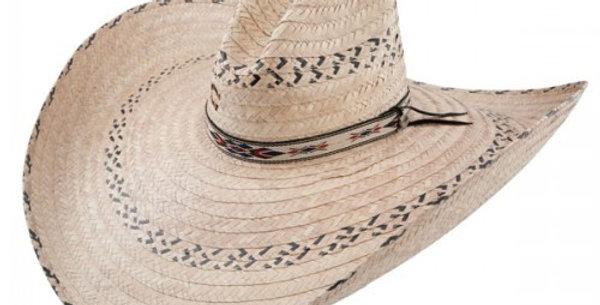 Charlie 1 Horse Mariposa - Straw Cowboy Hat