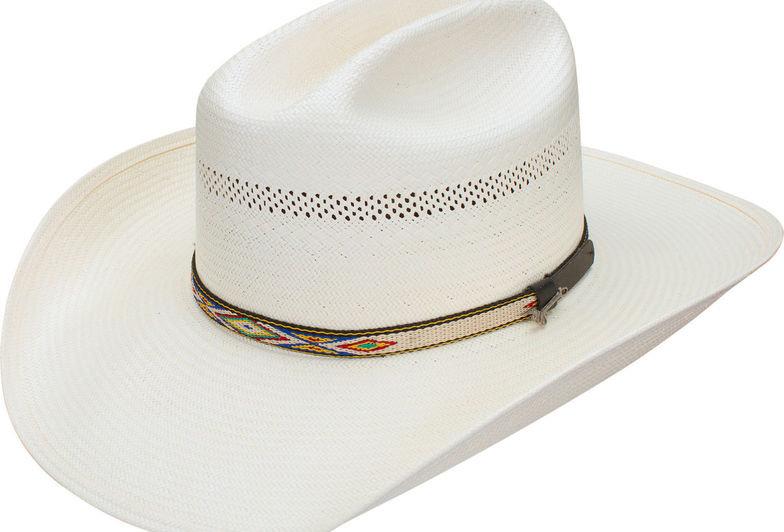 Stetson Men's Cheveyo 8X Straw Vented Cowboy Hat