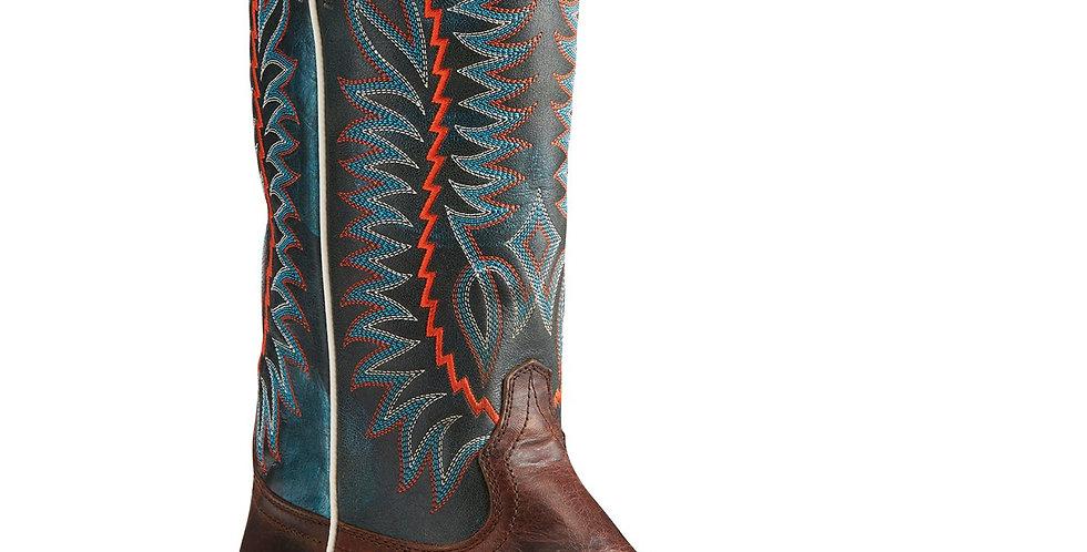 Ariat Men's Texaco Cognac Relentless Elite Western Boot