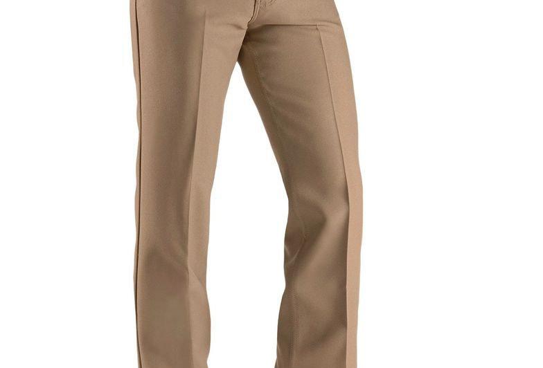 Wrangler Wrancher Dress Jeans - Tan