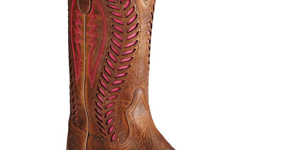 Ariat Quickdraw Venttek Barn Brown