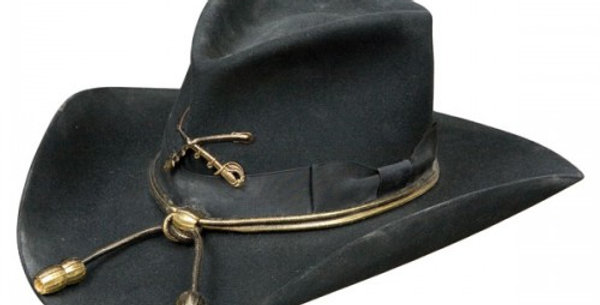 Charlie 1 Horse Cavalry with Insignia - (5X) Wool Felt Cowboy Hat
