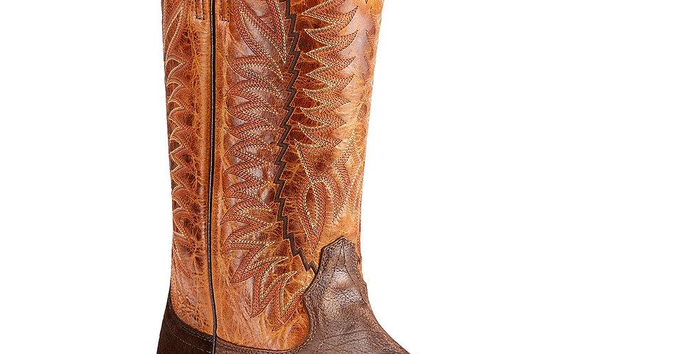 Ariat Men's Tough Company Tan Relentless Elite Western Boot