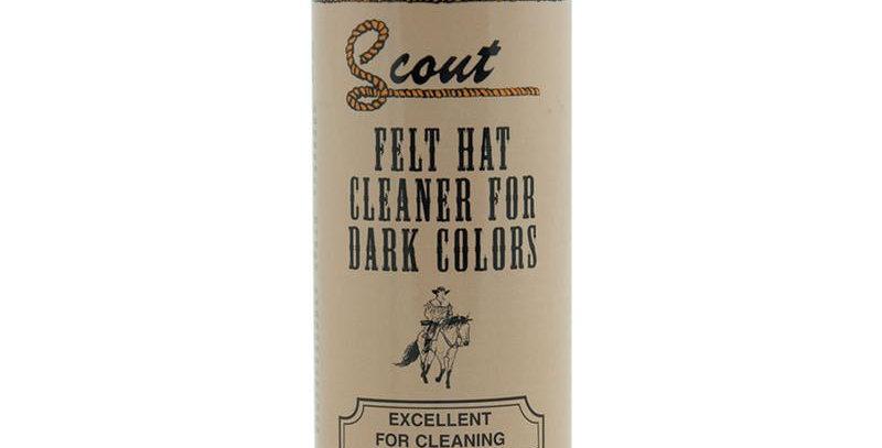 Felt Hat Cleaner for Dark Colors
