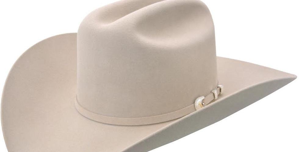 Stetson 10X Shasta Felt Hat - Silver Belly
