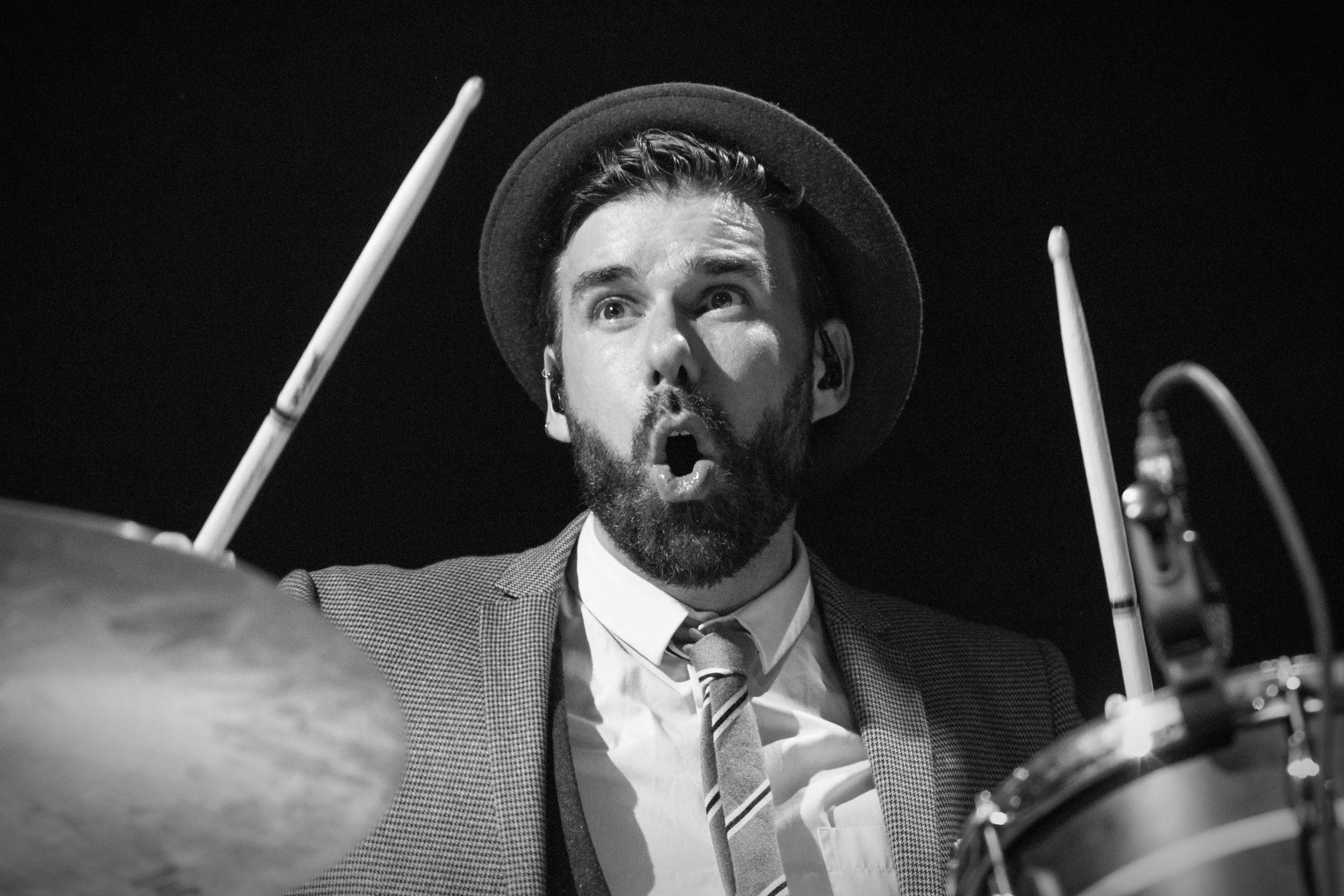 Gareth Gilkeson of Rend Collective