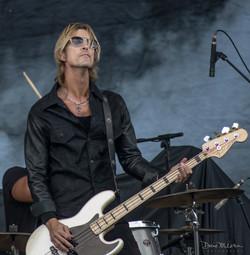 Duff McKagan of Guns 'n Roses