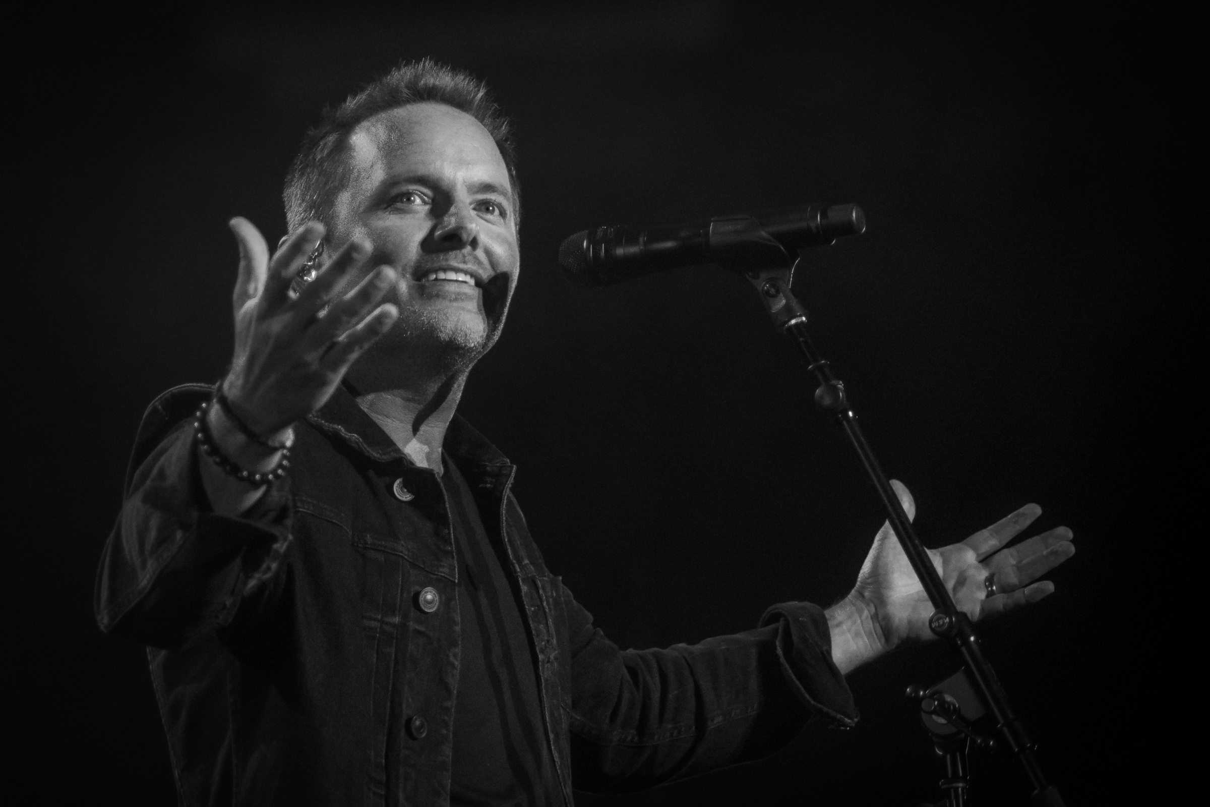 Chris Tomlin at MSG