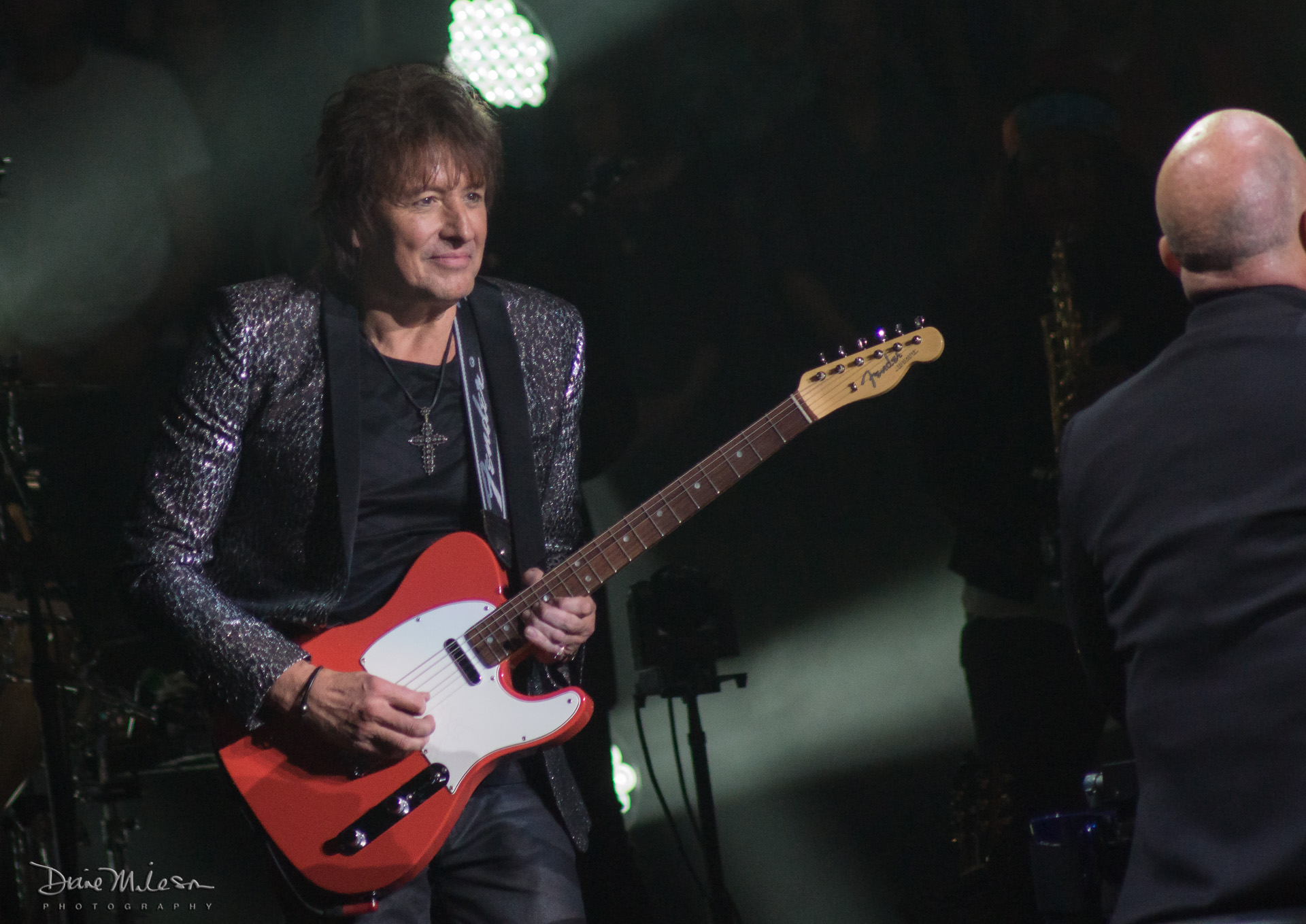 Richie Sambora of Bon Jovi