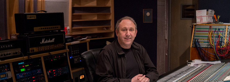 David Bendeth at the House of Loud