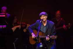 James Taylor at the Apollo Theater