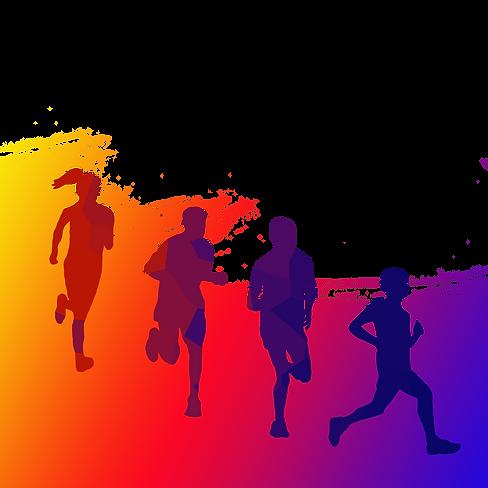 """â€""""Pngtreeâ€""""vector sport running char"""