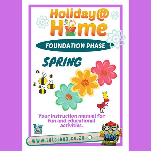 Foundation Phase Spring