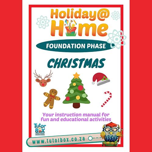 Foundation Phase Christmas