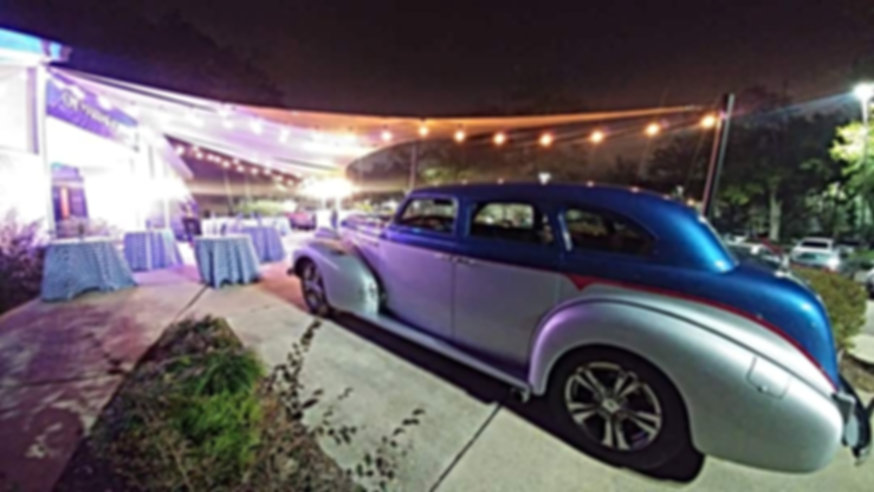 1939 Buick at Fundraising Event