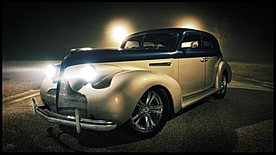 1939 Buick Special available for rent from Coastal Cruisers Classic Car Rentals