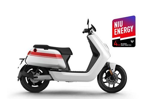 Niu NQi GTs Sport 125cc biposto Ecobonus*
