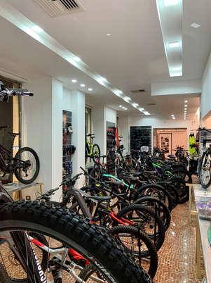 negozio di biciclette a catania