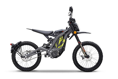 Sur-Ron Firefly omologata ciclomotore