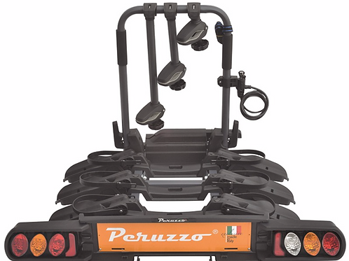 Portabici Peruzzo specifico E-bike da Gancio traino