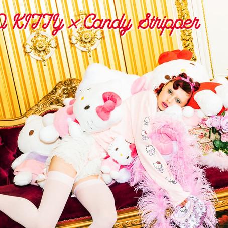 Candy Stripper × HelloKitty