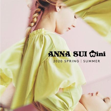 ANNA SUI mini Catalog
