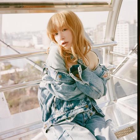 YUKI GOOD GIRL magazine