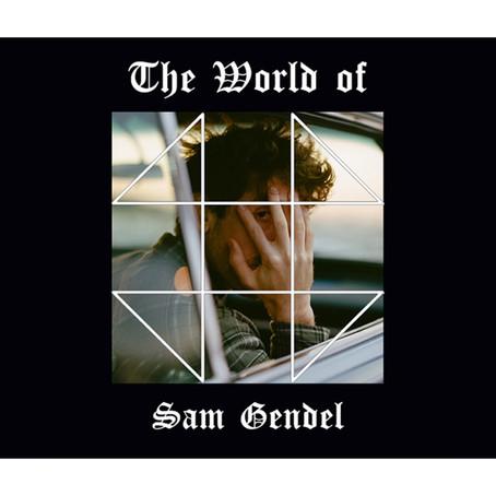 Sam Gendel CDジャケット