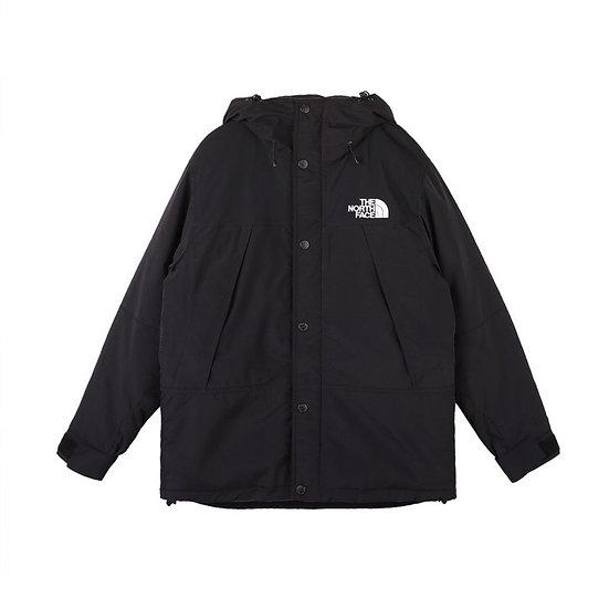 The North Face Black Wintercoat