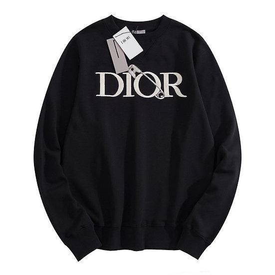 DIOR and Judy Blame Sweatshirt Black
