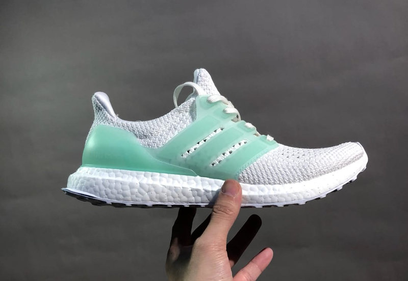 "adidas Ultra Boost 4.0 Jade ""Reunion"" China Exclusive"