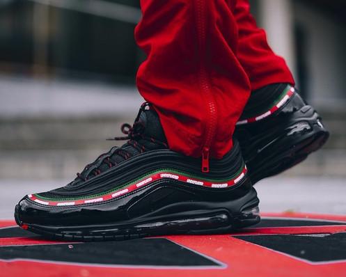 e042f7acfa UNDEFEATED x Nike Air Max 97 OG Black