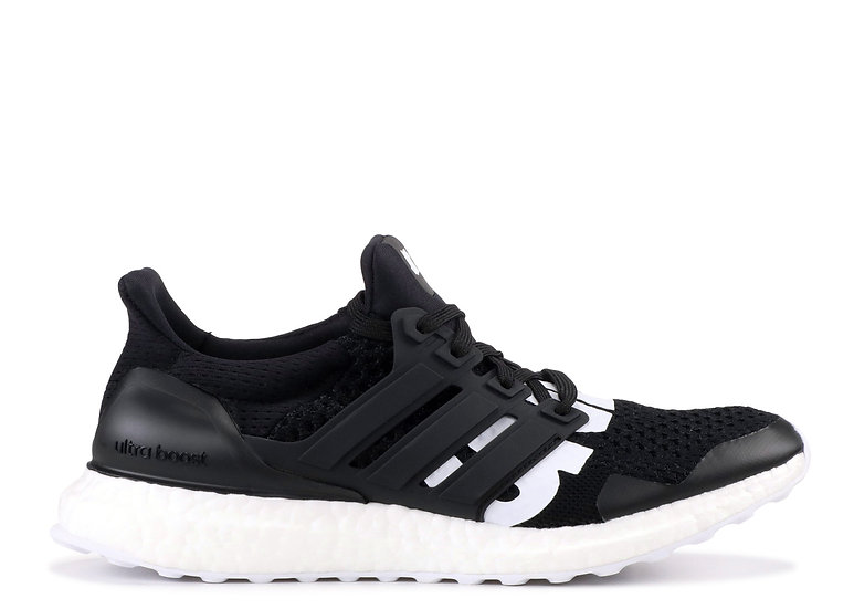 UNDEFEATED x adidas Ultra Boost 4.0 Black