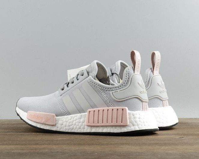 adidas NMD_R1 Grey Pink